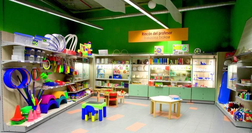 Mobiliario librer a abac en vitoria mobiliario librer as - Mobiliario para libreria ...