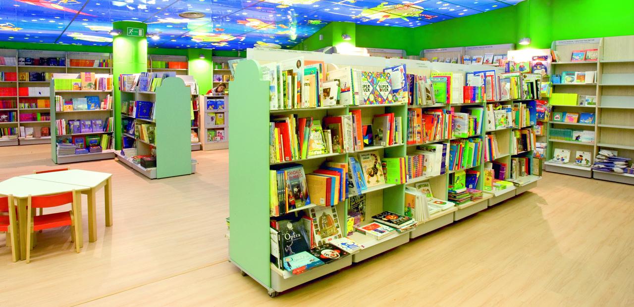 Mobiliario para librer - Mobiliario para libreria ...