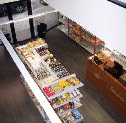 Mobiliario Tienda Gourmet Estanterías G2 Madrid