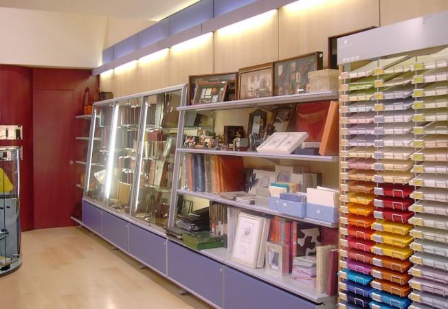 Estanter as para librer as y papeler as mobiliario librer as - Estanterias para librerias ...