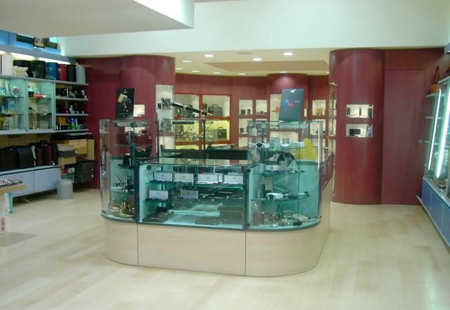 Mostradores para librer a y papeler a panatta mobiliario decoraci n - Librerias para despacho decoracion ...