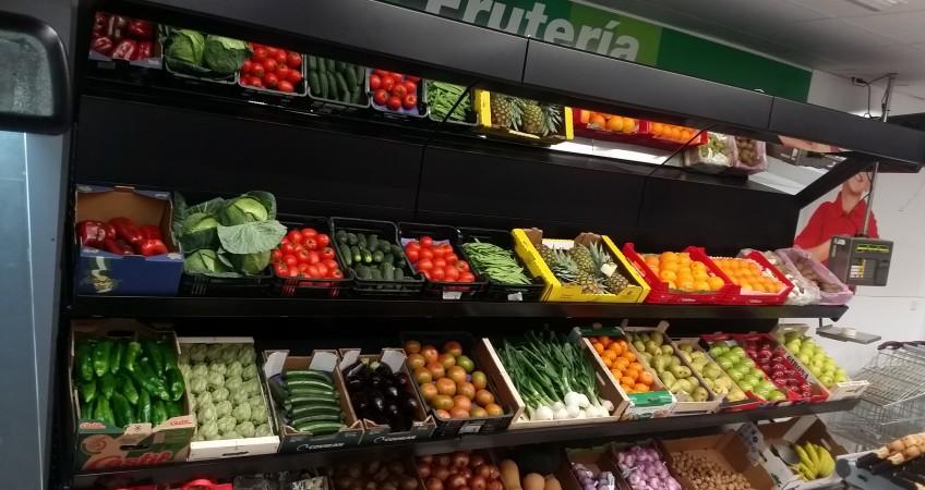 Equipamiento y decoraci n para supermercado covir n en motril for Decoracion de supermercados