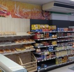 Proyecto Equipamiento Supermercado Covirán en Motril