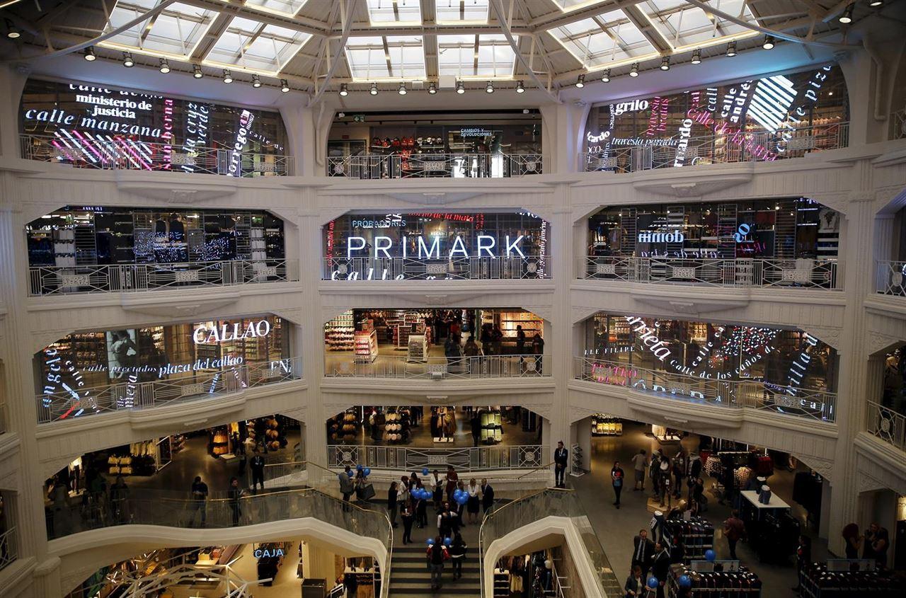 Primark de Gran Vía, la tienda a la que todos los clientes quieren ir