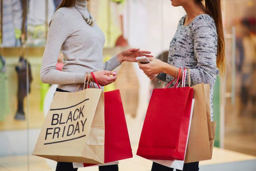 Black Friday en tiendas físicas