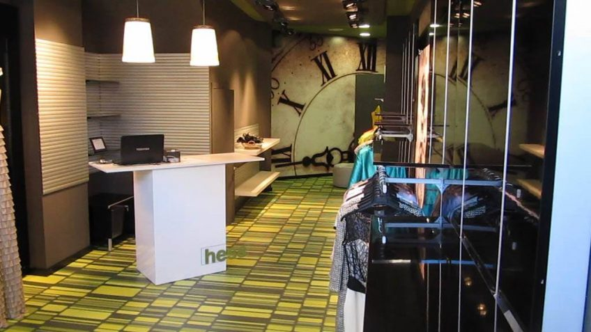 La importancia de un mostrador en una tienda