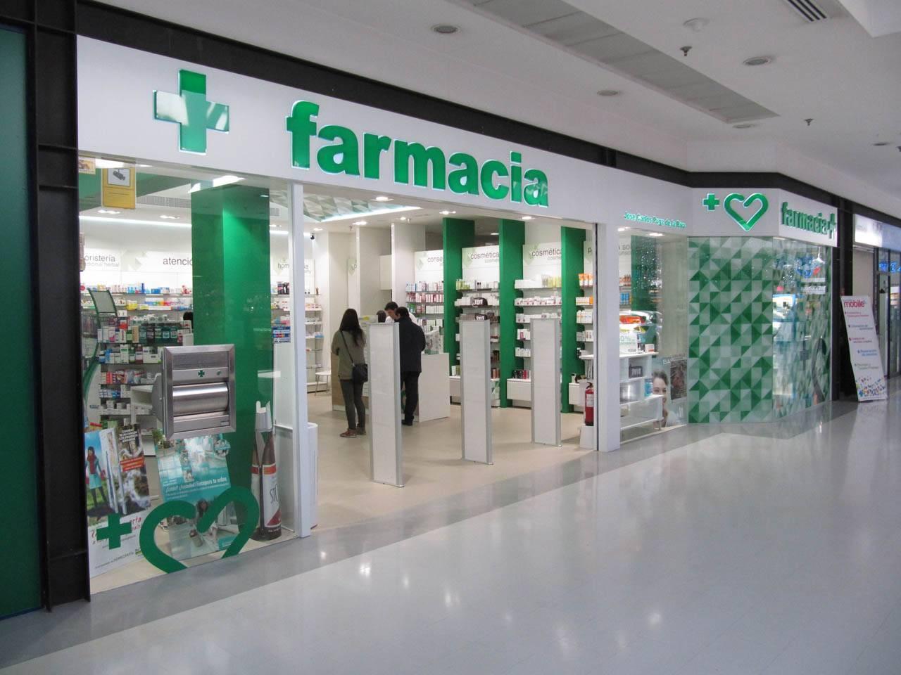 Reformas en farmacias para mejorar las ventas - la importancia de la fachada