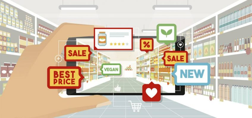 Marketing sensorial en supermercados - Equipamiento mobiliario