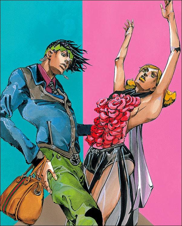 La historia del escaparate el artista del manga 2