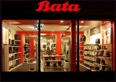 Mobiliario para Zapatería Bata en Sevilla