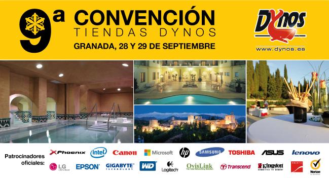 Convencion Dynos en Granada