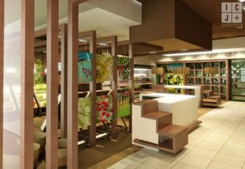 Decoración y Mobiliario Tienda de Alimentación