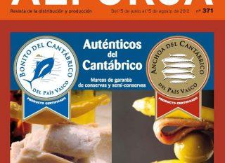 Entrevista ALFORJA n371 Julio 2012 Portada