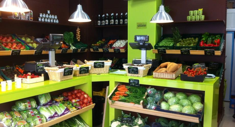 Mobiliario para fruter as panatta mobiliario fruter as for Decoracion de fruterias