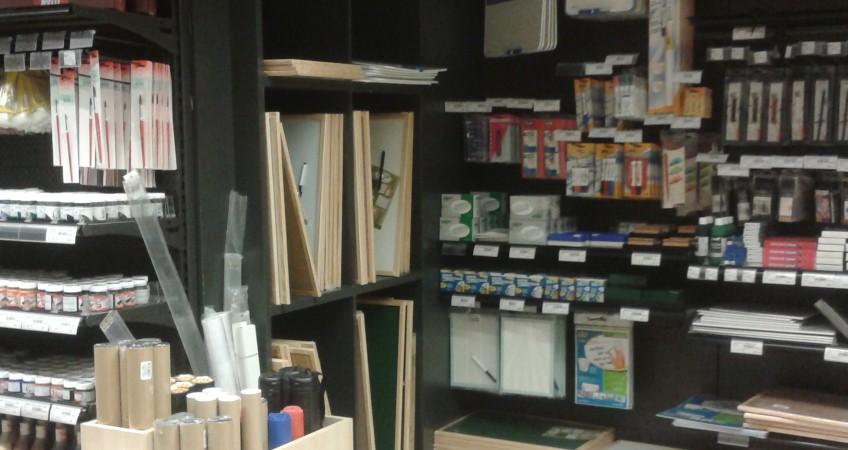 Sección Papelería - Libreria Abacus Mataro en Barcelona