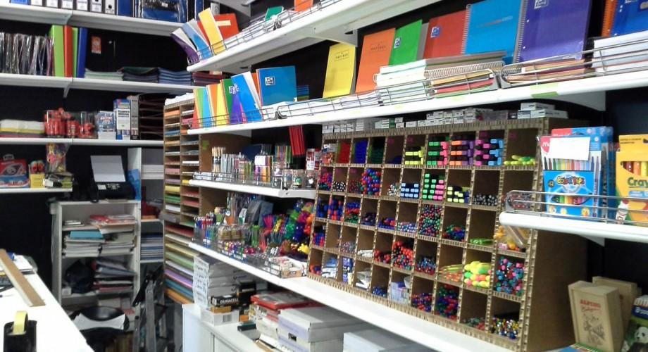 Mobiliario para librer as papeler as y bibliotecas - Estanterias para librerias ...