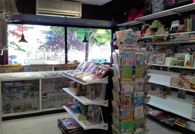 Mobiliario para librer as papeler as y bibliotecas panatta - Mobiliario para libreria ...