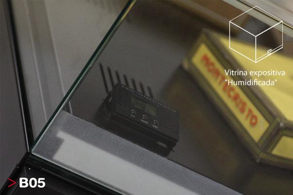 Mostrador B05 Vitrina Expositiva Humidificada