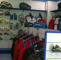 Point Sport Orgaz (Toledo) | Gibam Mobiliario Comercial