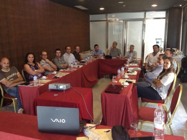 Reunion Delegados Septiembre 2012