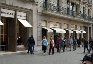 Blog Gibam el gasto turístico en moda crece en Barcelona