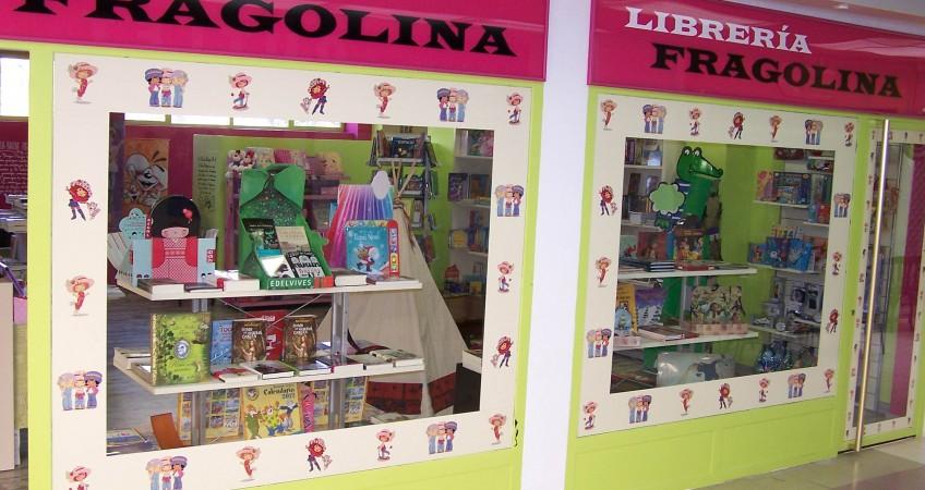 Proyecto Mobiliario para Librería Fragolina