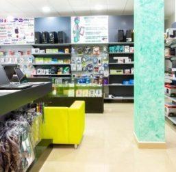 Proyecto Mobiliario Tienda informática InfoCoste