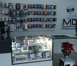 Tienda de Informática MD Systems en Madrid