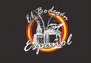 Logotipo Bodega El Bodegón Español