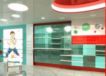 Mobiliario Decoración Tienda Infantil