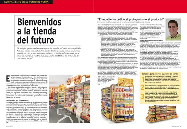 Revista Alforja Distribución y Consumo