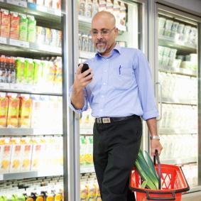 Uso de los móviles en las Tiendas